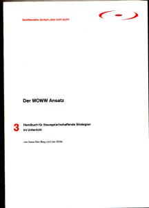 """Ein Beispiel aus unserer ZLB-Fachbuchreihe """"Der WOWW-Ansatz"""""""